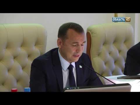 Новый губернатор Курганской области критикует правительство — отправил всех в соцсети и на объекты