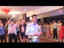 Свадьба Влада и Насти 11.авг 2018Жених бросает подвязку