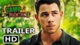 CAMP ROCK 3 ONE LAST STAND (2020) Official Trailer HD Demi Lovato, Nick Jonas, Joe Jonas