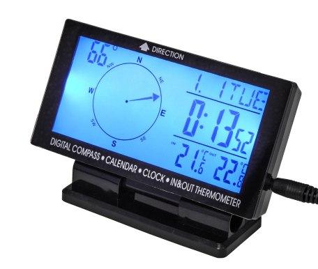 Компас-календарь-часы-термометр