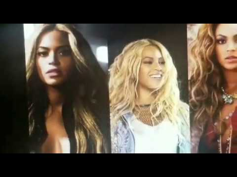 THE ORIGINAL BEYONCE WAS CLONED IN 2K REPLACED WITH IMPOSTERS