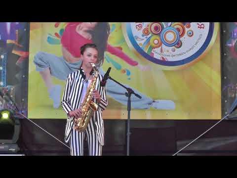 Міжнародний фестиваль-конкурс Зіркові Хвилі Світязя 2018 Катерина Заремська