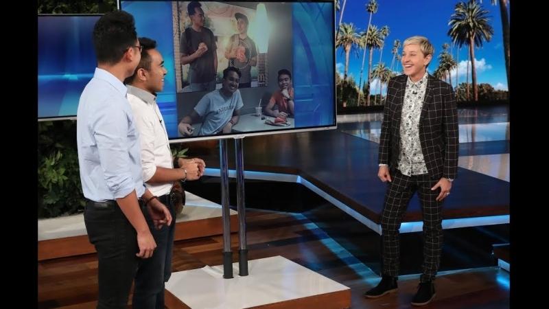 Ellen Has a Big Surprise for Viral McDonalds Pranksters