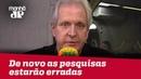 De novo as pesquisas estarão erradas Augusto Nunes