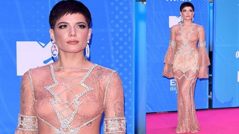 MTV EMA 2018 Sexy RED Carpet Outfits - You Must See