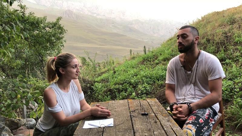 Осетия - это контрасты! Первое интервью Чермена Дзотова об Осетии!