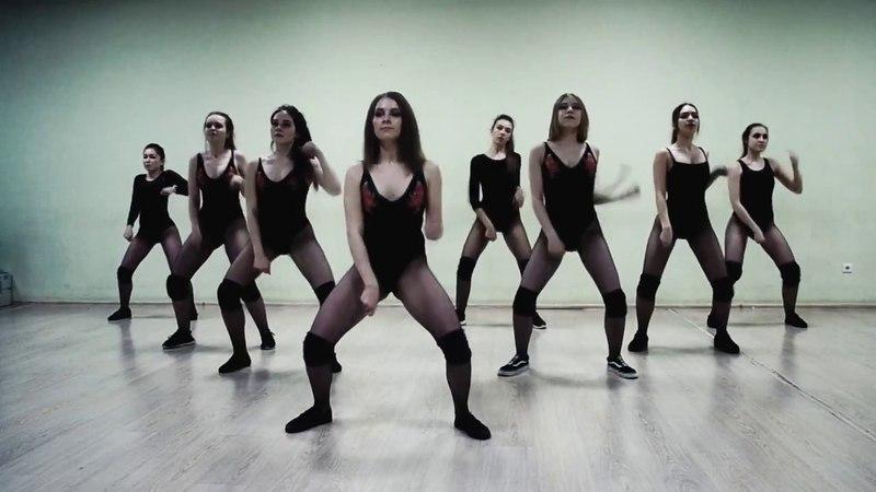 Choreo by @pyankova_ks Metrofitness production