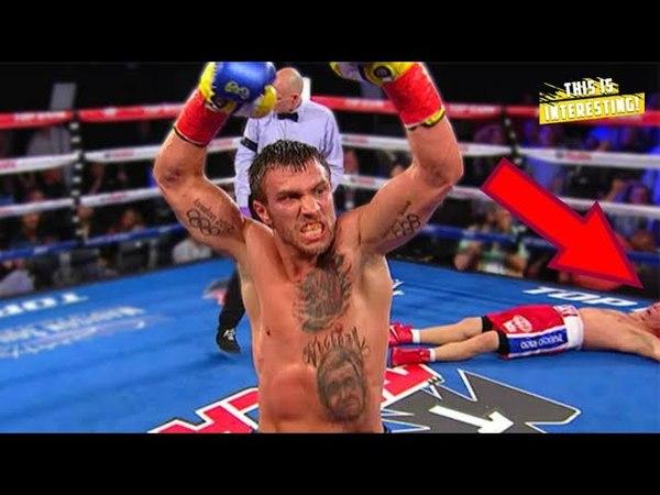 Crazy Speed by Vasyl Lomachenko - Top 5 Amazing Fights