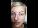 Заживший перманентный макияж бровей и межресничного пространства Мастер Виктория Матюх