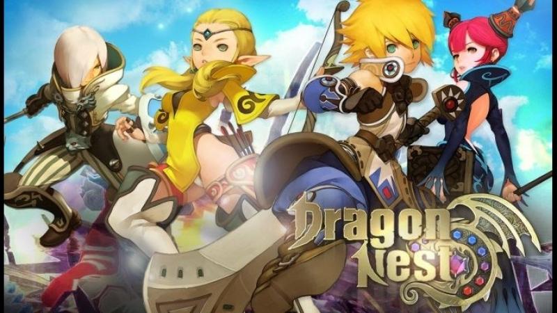 Dragon Nest / SoulWorker - Во имя Корейских няш