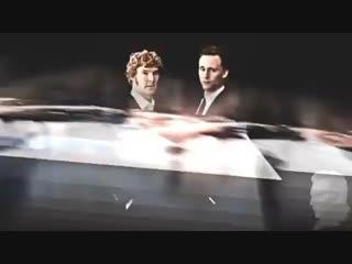 Tom Hiddleston | Том Хиддлстон | Benedict Cumberbatch | Бенедикт Камбербэтч | vine