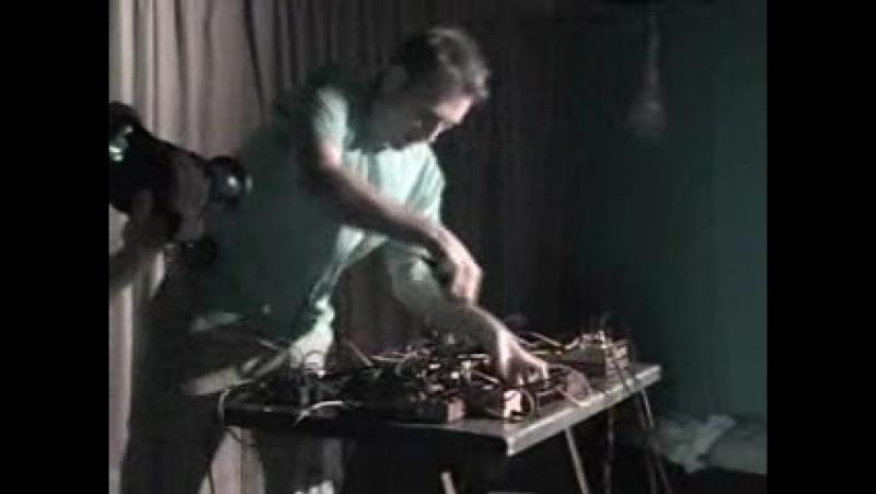 Xome Live at Edinburgh Castle San Francisco CA USA July 1 2004