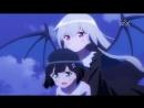 По соседству с госпожой Вампиром 1 / Tonari no Kyuuketsuki-san 01 серия HD