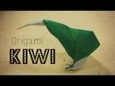 Origami Kiwi Roman Diaz