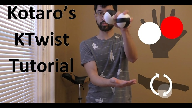 IJA Ball Juggling Tutorial - Kotaro's KTwist - Ely Doan - Patreon Sponsored