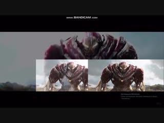 Реакция зрителей в кинотеатре на появление Тора в Ваканде