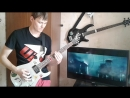 The Qemists - Run You (Guitar Cover)