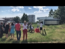 Братчане собрались почтить память Алины Шакировой