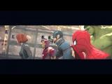 MARVEL vs. DC _ EPIC DANCE BATTLES! ( THE AVENGERS vs. JUSTICE LEAGUE )