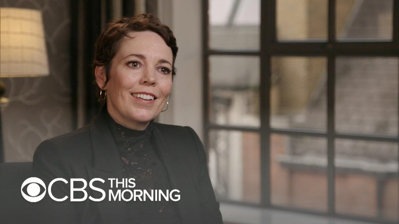 British actress Olivia Colman finds global acclaim with The Favourite
