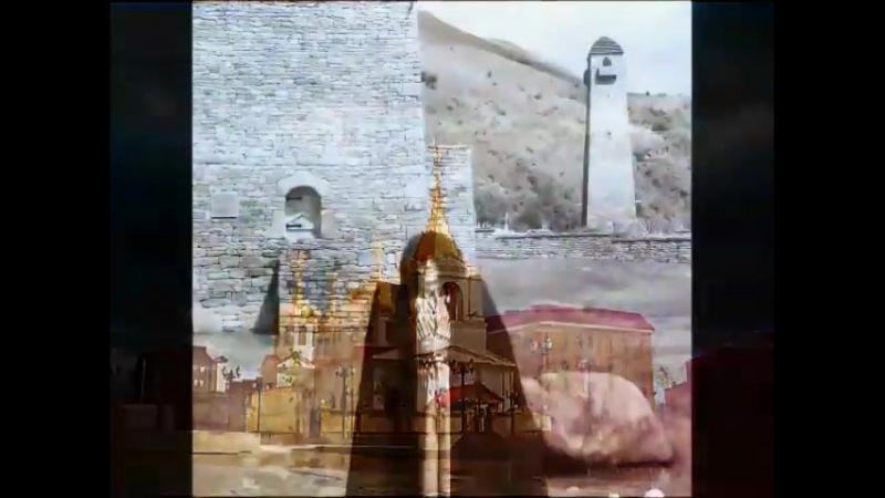 Иванов гуляет по Грозному с приблатненным видом