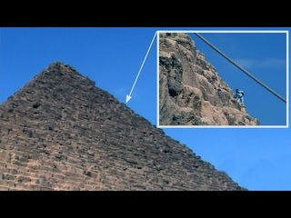 Профессор С. Сипаров: Зачем я поднимался на пирамиду в Египте