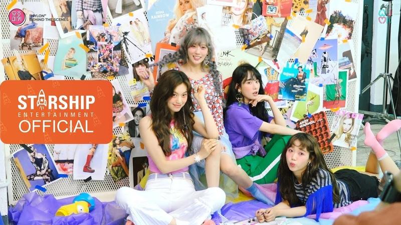 BTS WJMK's Photoshoot for NYLON @ Seola Luda