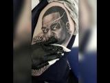 Method Man tattoo