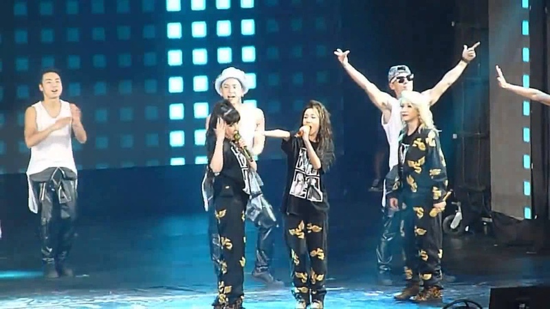 CL doesn't know her Choreography! Funny :D [ In or out ]