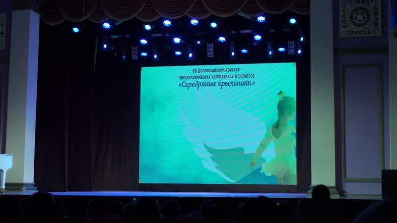 Танцевальный коллектив Сибирячка танец Куклы мотанки...