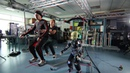 Robust Real time Whole Body Motion Retargeting from Human to Humanoid fast and challenging motions