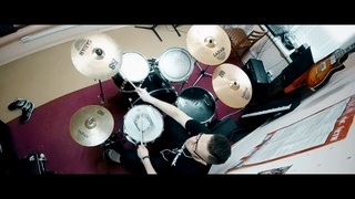 The Contortionist - Absolve (Drum Cover) by kiselmax