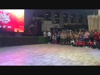 Feel the beat группа малышей Василисы