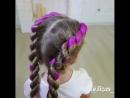Как плести косы с канекалоном