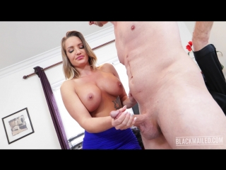 Cali carter (pervy boss blackmails slutty secretary) sex porno