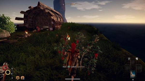 Стартовый дом в Outward