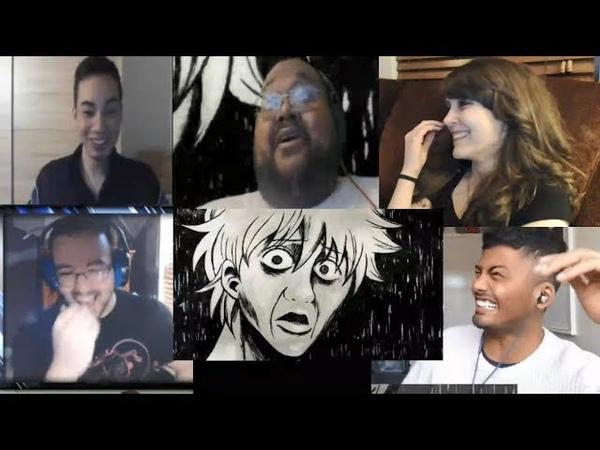[海外反応] 銀魂 - 六股編 ⅼⅼ Scandal Arc (EP239-240) Gintama [Mashup Reaction]