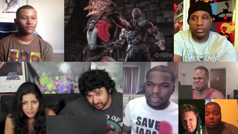 [Mohak Arora] Mortal Kombat X - All Fatalities X-Rays REACTION MASHUP