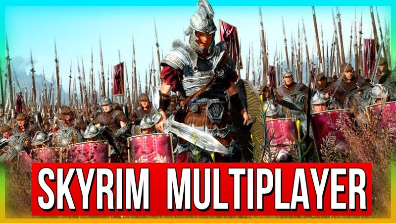 Skyrim Multiplayer Co-op BETA IS HERE!