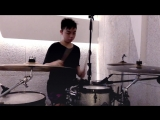 Spur Of The Moment - Dave Weckl Cover