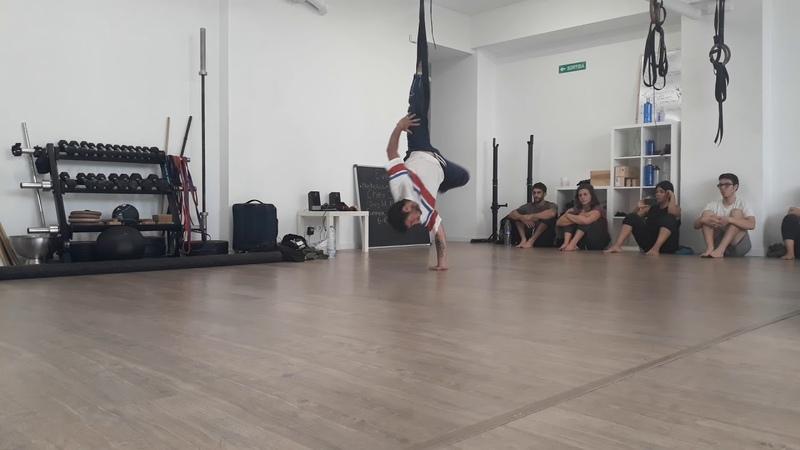 Chey Jurado improvisation
