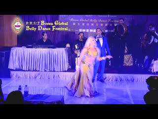 Yousry Hafni Group in Taiwan With Diva Darina