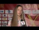 Золотой пояс - 2018 Светлана Винникова - лауреат в номинации Лучшая спортсменка года
