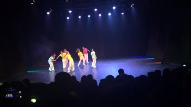 Театр танца «D.E.G.O.R». Понедельник. Утро.
