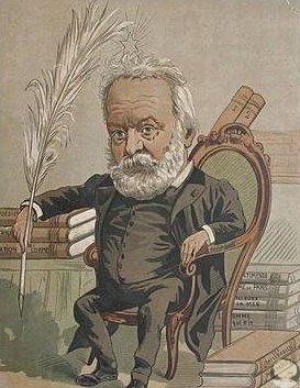 Однажды Виктор Гюго отправился в Пруссию. На границе прусский жандарм, заполнявший специальную анкету, спросил у него, чем он занимается.
