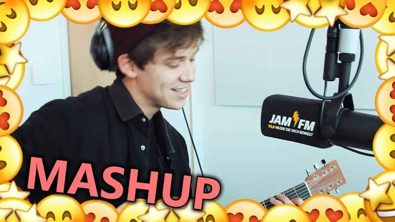 Jannik Brunke Mashup mit Luciano, Trettmann, Olexesh uvm. ⚡ JAM FM