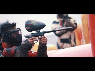 Pro paintball mix from atlantic city nxl by cj canter