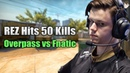 POV Breakdown REZ Drops 50 Frags with Fearless Aggression