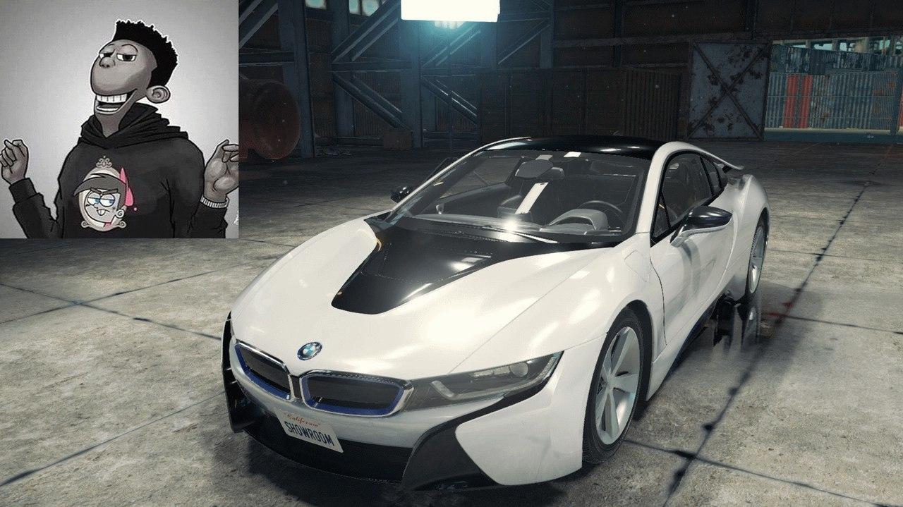 BMW I8 NEW