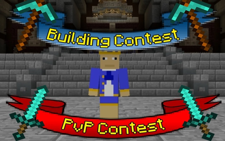 The Noob Adventures Building and PvP Contests